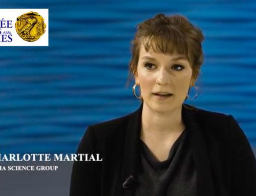 Actu 11 : Interview de Charlotte Martial pour La Pensée et les Hommes. 18 Avril 2021
