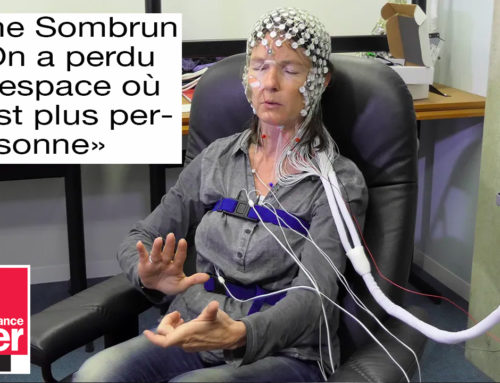Actu 12 : Corine Sombrun sur France Inter